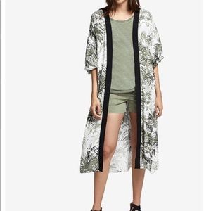 NWT Sanctuary Clothing Robe / Kimono Jacket Calico